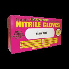 Nitrile Gloves Heavy Duty 5.2g SM (100)