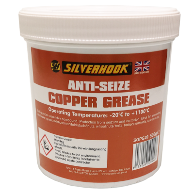 Grease Copper 500g