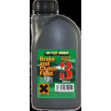 Brake Fluid DOT 3, 500ml
