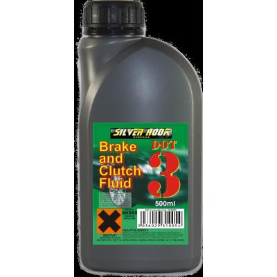 Brake Fluid DOT 3 500 ml