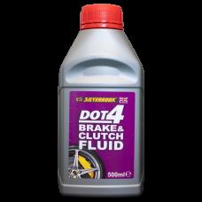 Brake Fluid DOT 4 500 ml