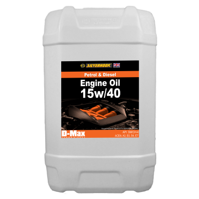 """15w/40 Engine Oil """"D-MAX"""" 20 Litre"""
