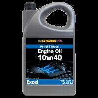 "10W/40 Engine Oil ""EXCEL"" 5 Litre"