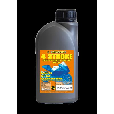 Four Stroke Semi Synthetic 10W/40 Oil 500ml