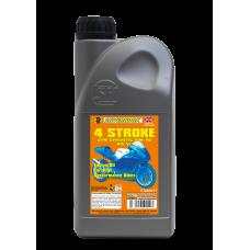 Four Stroke Semi Synthetic 10/40 Oil 1 Litre