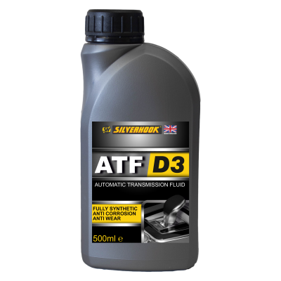 Universal Automatic Transmission Fluid Synthetic Blend 500ml