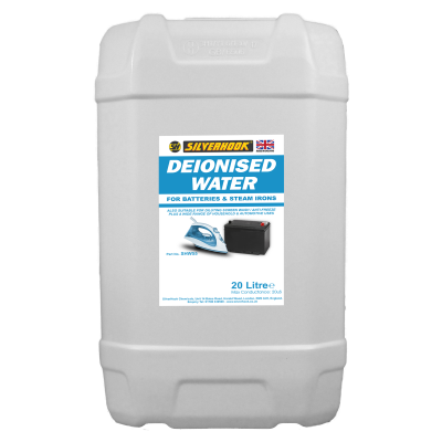 Deionised Water 20 Litre