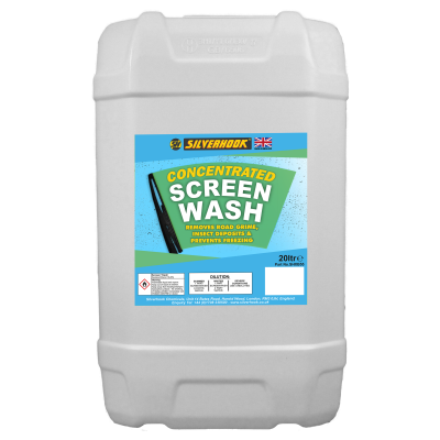Screen Wash Concentrated 20 Litre
