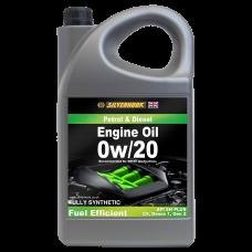 0w/20 Engine Oil 5 Litre