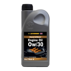 """0w/30 Engine Oil """"Ultra V"""" Fully Synthetic 1 Litre"""