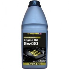 "Oil 5w/30 ""Long Life Fully Synthetic"" ACEA C4 1L"