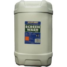 SCREEN WASH 25L
