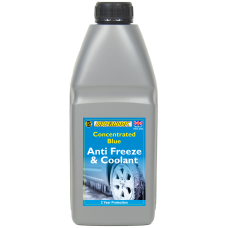 ANTIFREEZE BLUE CONCENTRATED 1LT