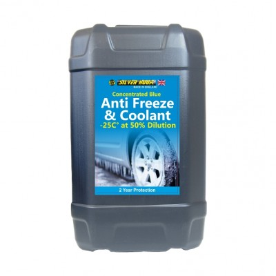 ANTIFREEZE BLUE CONCENTRATED 25L