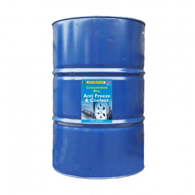ANTIFREEZE BLUE CONCENTRATED 205L