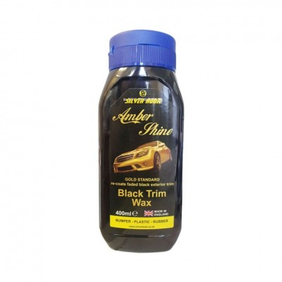 Black Wax 400 ml Long Lasting