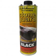 Stone Guard Anti-Gravel Black 1 Litre