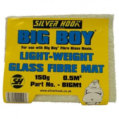 Big Boy Glass Fibre Mat 150g x 0.5 SQ.M