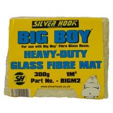 Big Boy Glass Fibre Mat 300g x 1 SQ.M