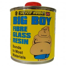Big Boy Polyester Resin 242g With Hardener