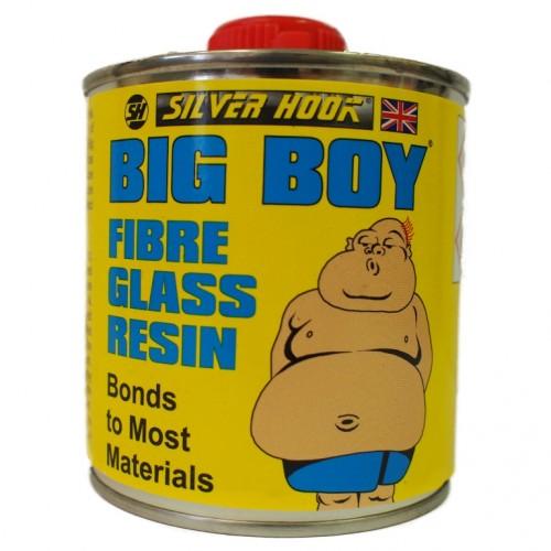Big Boy Polyester Resin 242g With Hardener
