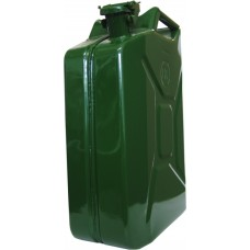 JERRY CAN 20L Painted inside