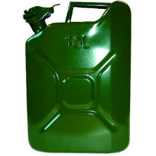JERRY CAN 10L Painted inside