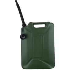 Jerry Can 20 Litre Plastic Green