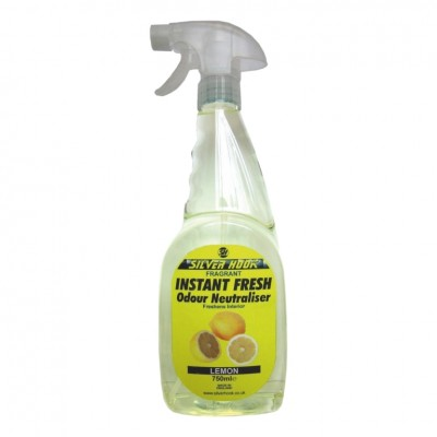 Air Fresh Lemon & Odour Absorber