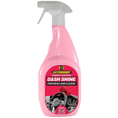 Dash Shine Cherry Scented Trigger 750 ml