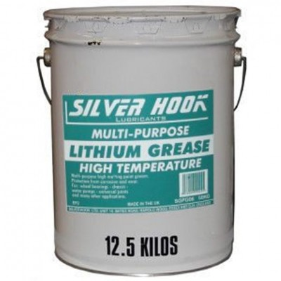Grease Lithium EP2 12.5kg