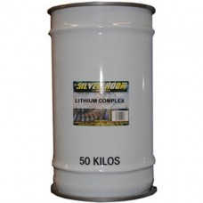 GREASE LITHIUM COMPLEX 50KG RED