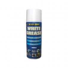 WHITE SPRAY GREASE 400ML