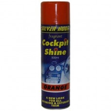 Silicone Shine 500 ml Orange