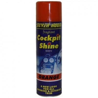 Silicone Shine 500 ml Orange