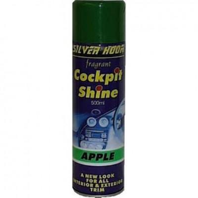 Silicone Shine 500 ml Apple