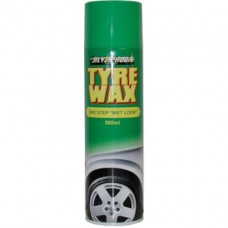 Tyre Wax & Shine Spray 500 ml