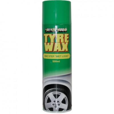 Tyre Wax & Shine Spray 500 ml