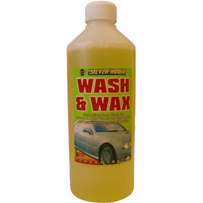 Wash & Wax 500 ml Self Drying