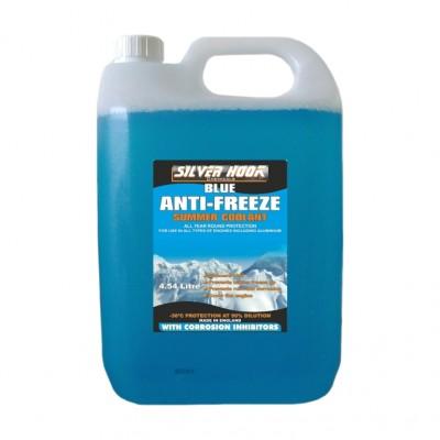 Antifreeze Blue 4.54 Litre