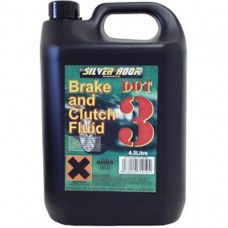Brake Fluid DOT 3 4.54 Litre
