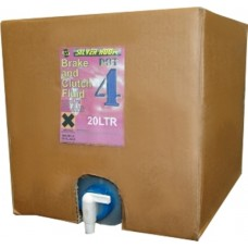 BRAKE FLUID DOT4 DIS-BOX 20KG