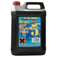 Brake Fluid DOT 5.1 4.54 Litre