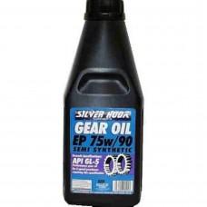 GEAR OIL 75/90 SEMI SYNTH 1L