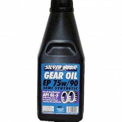Gear Oil 75W/90 Semi Synthetic 1 Litre