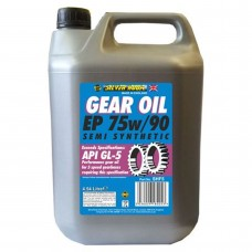 GEAR OIL 75/90 SEMI SYNTH 4.54L
