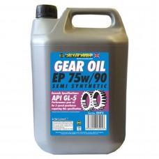 GEAR OIL 75/90 SEMI SYNTH 4.54L