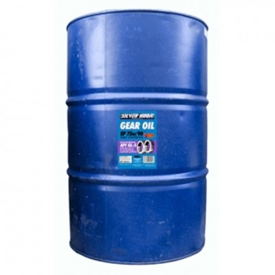 Gear Oil 75W/90 Semi Synthetic 205 Litre