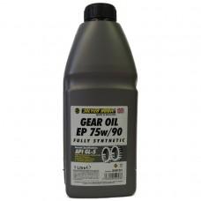 GEAR OIL 75/90 FULL SYNTHTIC 1LT