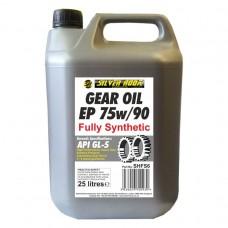 GEAR OIL 75/90 FULLY SYNTH 4.54L